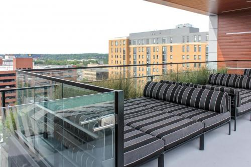 Hub Ann Arbor - Rooftop