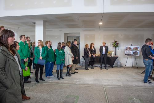 The Legacy (Crapo Building) Ribbon Cutting 2019