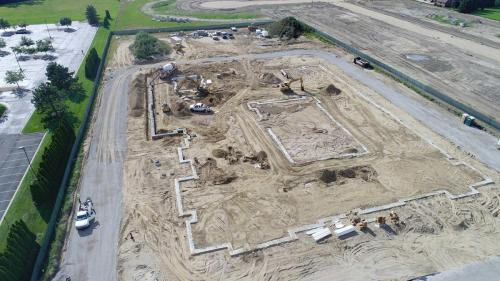 Bickford Senior Living - Construction