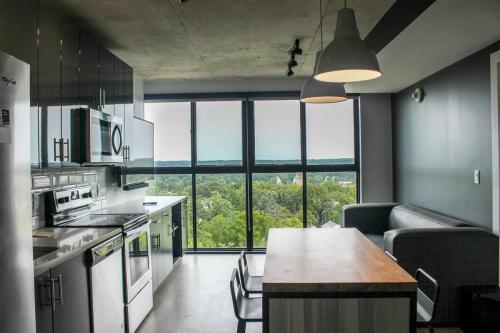 Hub Ann Arbor - Apartment Unit
