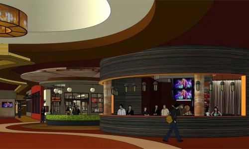 Saganing Eagles Landing Casino - Hotel & Casino Expansion